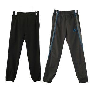 Boys Athletic Pants Size 10/12 Bundle